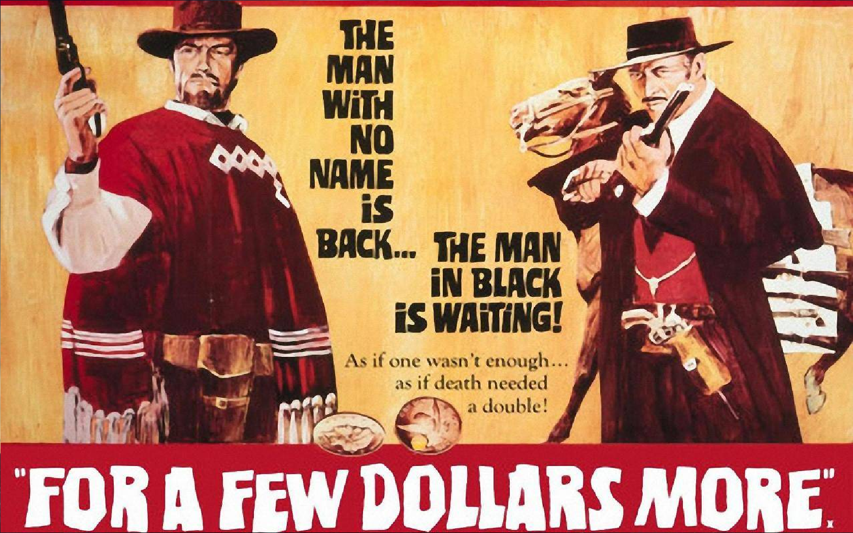 Image result for For a Few Dollars More