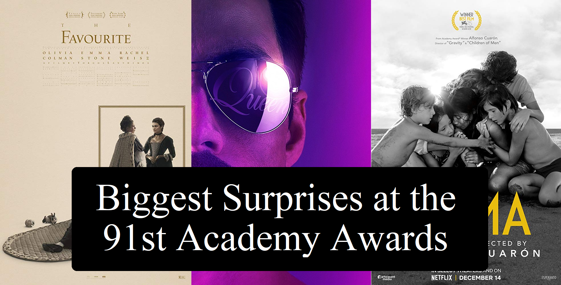 Biggest Surprises at the 91st Academy Awards | Boy Meets Film