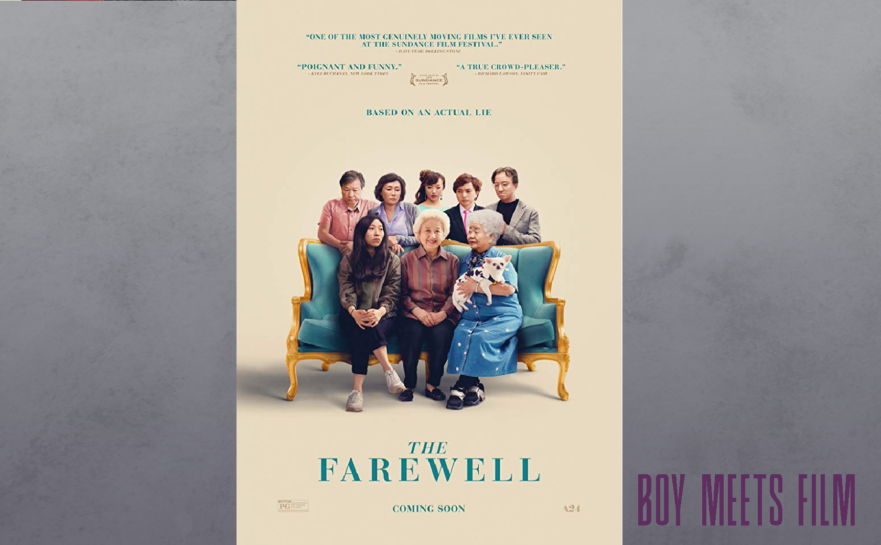 """The Farewell Review: """"Chinese people have saying: 'when"""